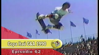 Ep62 Copa itaú C&A 1990 | Chave Mestra Videos