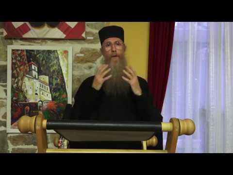 о. Арсеније - Пост као духовна гозба (Билећа - Република Српска)