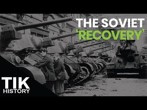 Did The Soviet Union EVER Recover From WW2?