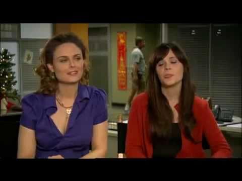 Bones  5x10  Emily & Zooey