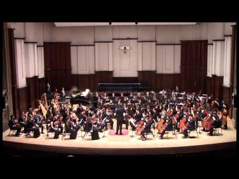 Planets (Holst) Performed By The Detroit Symphony Youth Orchestra
