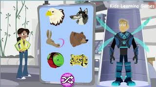 PBS Wild Kratts Games - Wild Kratts Aviva