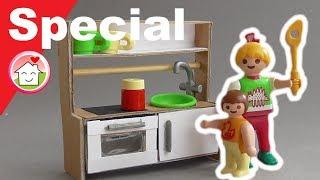 Playmobil deutsch - Pimp my PLAYMOBIL - Puppenküche -  DIY für Kinder von Family Stories