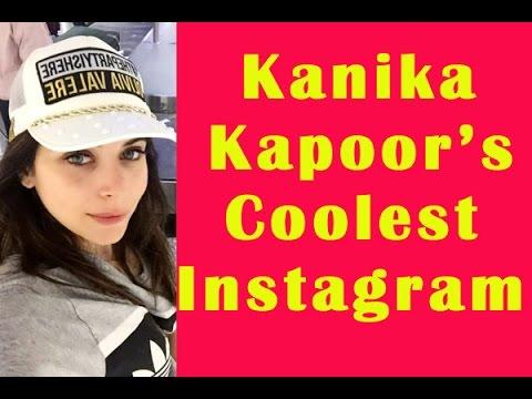 'Nachan Farrate' singer Kanika Kapoor's coolest Instagram ...
