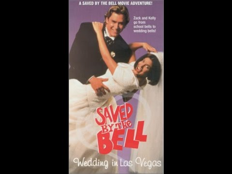 Opening To Saved By The Bell Wedding In Las Vegas 1998 Vhs
