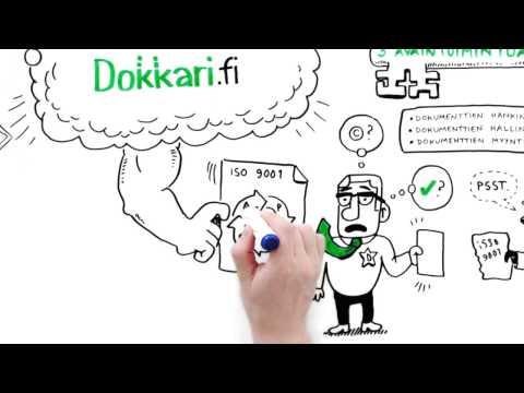 Dokkari.fi – Tuloksellista dokumentointia (lyhyt versio)