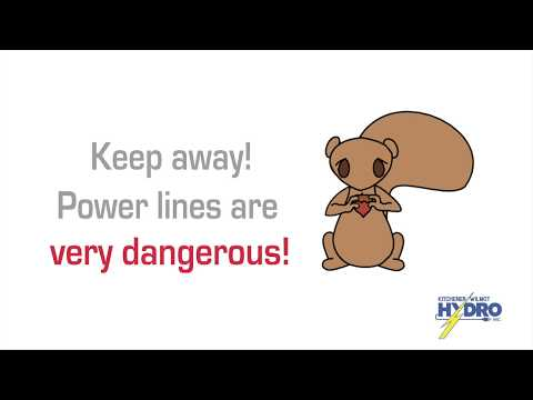 How dangerous are overhead power lines?