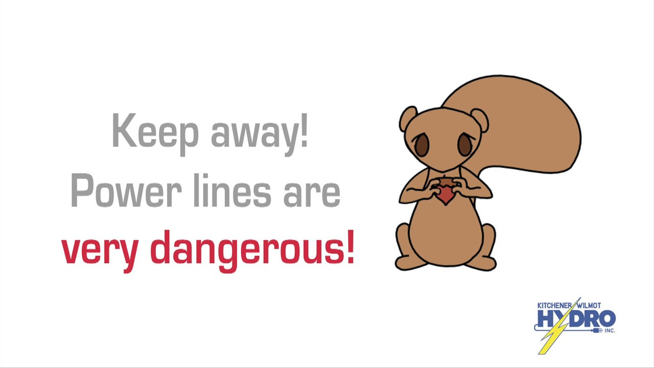 How dangerous are overhead power lines? - YouTube