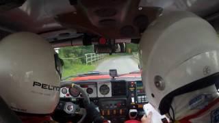 Austrian Rallye Legends 2016 WP Hall