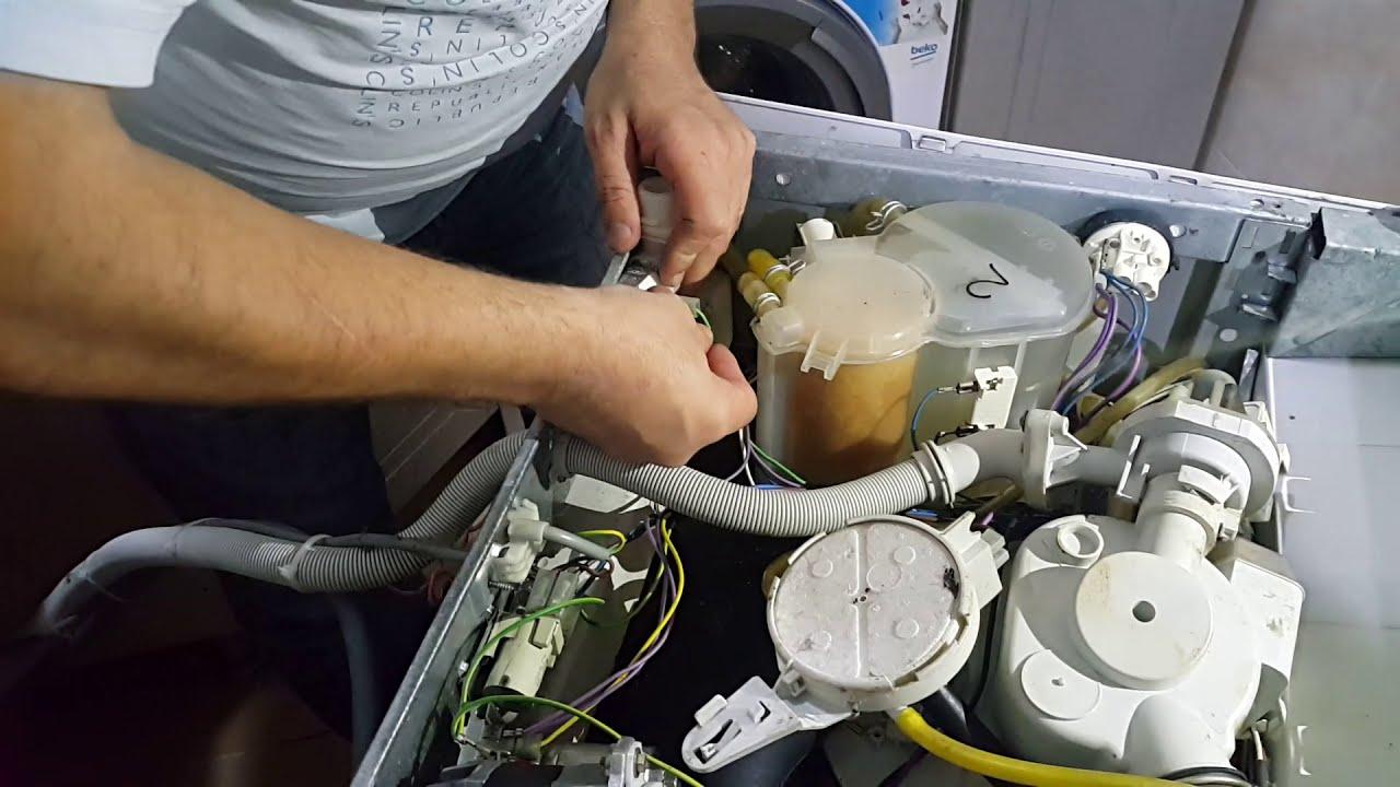 Çamaşır Makinesi Ventil Arızası ve Testi (Su Almıyor & Kendiliginden Su Alıyor )- SB-2 TR