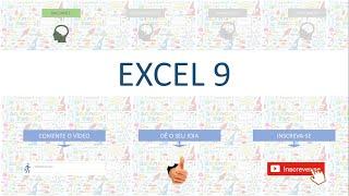 Curso Excel BÁsico 9 -  Pasta Em Branco – Modelos - Salvar