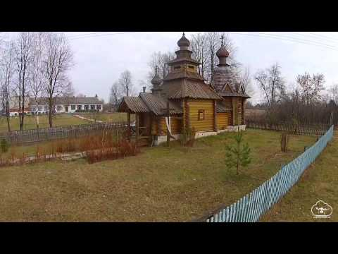 Аэросъемка в Брянской области, Суражский район 2014