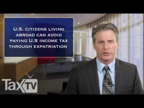 Expatriation - www.TaxTV.com