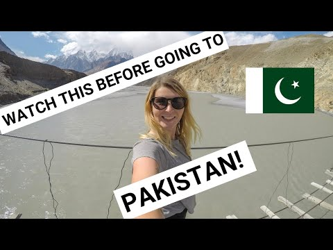 PAKISTAN- 10 THINGS TO KNOW BEFORE TRAVELLING TO PAKISTAN!