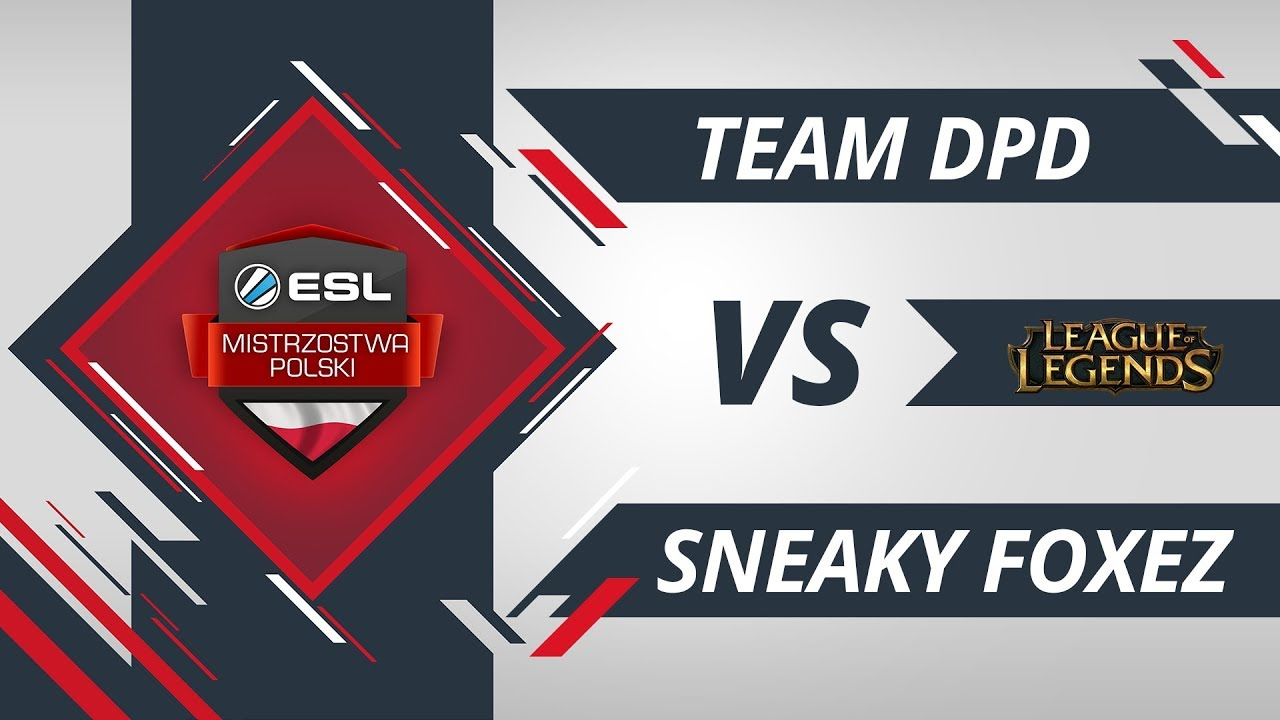 Team DPD vs Sneaky FoxEZ | EMP LoL W3D2 Gra #1