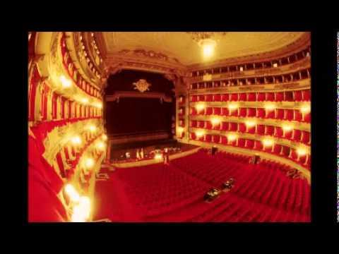 Audioguida per Milano, Piazza della Scala e Teatro alla Scala