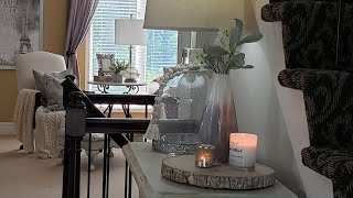 Decorate With Me Summer 2019 Mantel And Entry Table