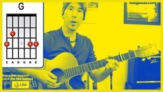 Lynyrd Skynyrd - Free Bird - guitar song tutorial - Easy beginner lessons pt.2 Mp3