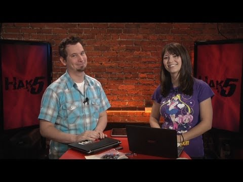 Hak5 - Build a free PXE server to boot Linux over the network! Hak5 1021.2