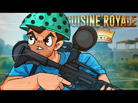 CUISINE ROYALE IS NUTS