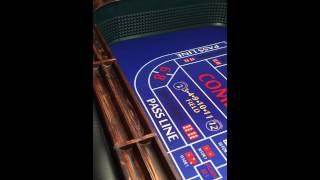 Build Own Craps Table