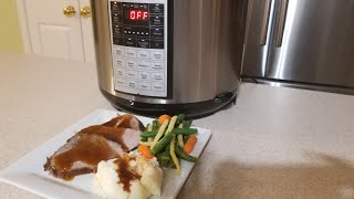 Eye of Round Roast Cosori 8qt Pressure Cooker First Look