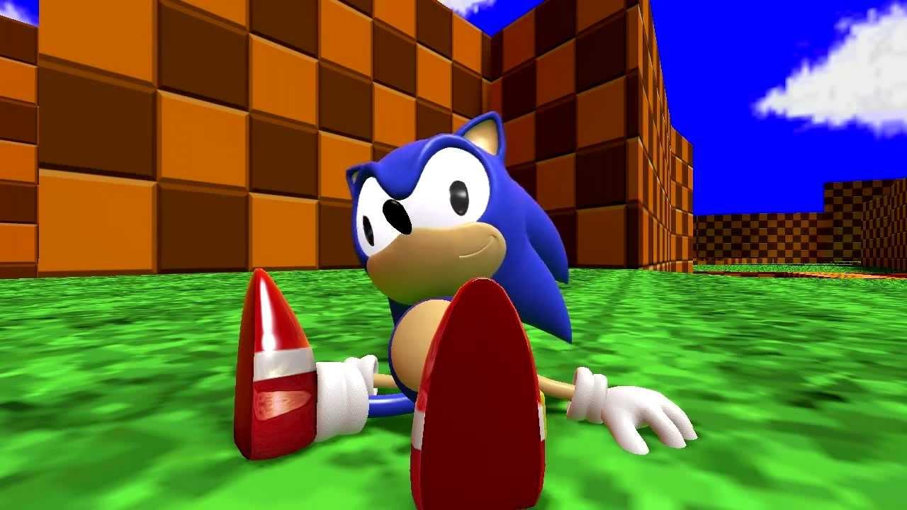 Let's Play Español :: Sonic Generations Ep.2 :: HD - YouTube  |Sonic Generations 2 Player Mode