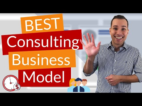 Best Consulting Business Model For New Consultants