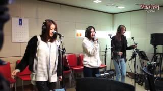 정오의 희망곡 김신영입니다 - Dalshabet - B.B.B, 달샤벳 - 비비비 20140116