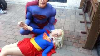Hollywood superman is a jerk