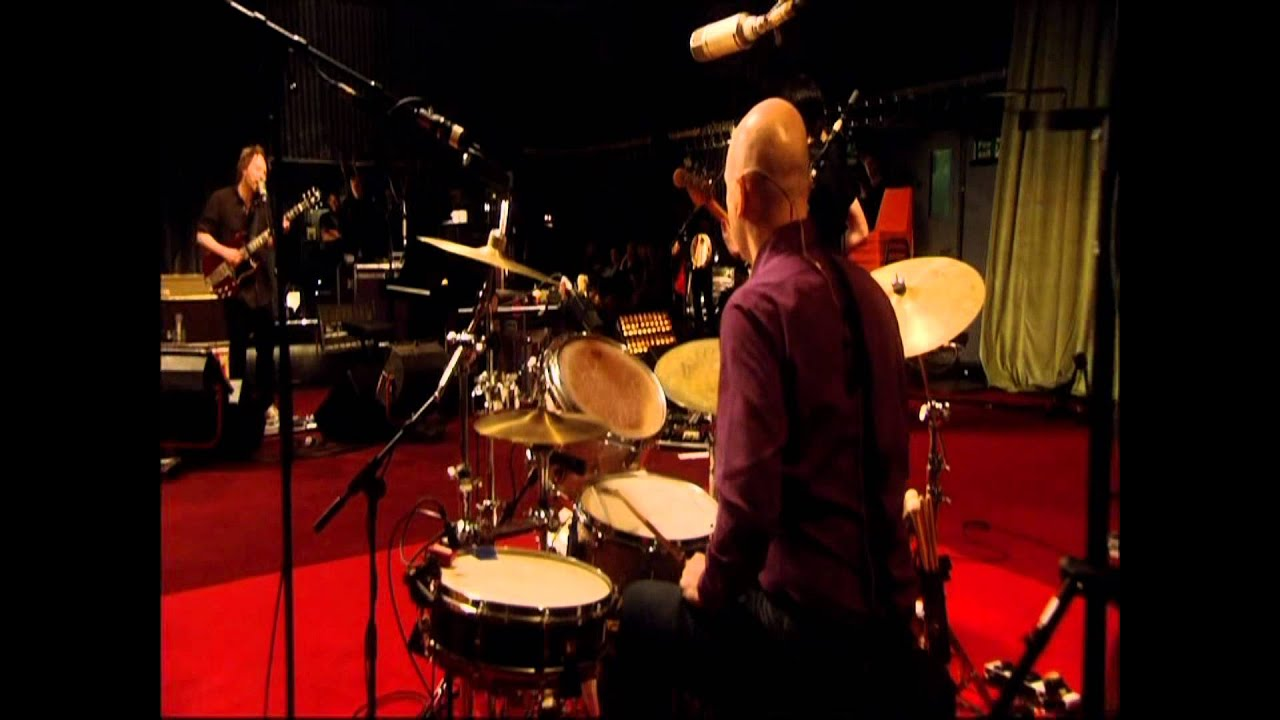 Radiohead - Reckoner - Live From The Basement [HD]