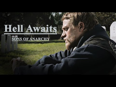 Sons of Anarchy - Hell Awaits (Collab. Negan Studio)