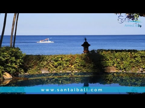 Welcome To Santai Hotel In Amed, Bali