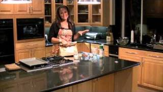Laila Ali Oven Fried Chicken.m4v