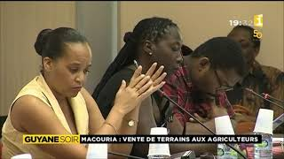 Macouria : Vente de terrains aux agriculteurs