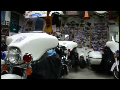 Park Police Motorcycle Documentary