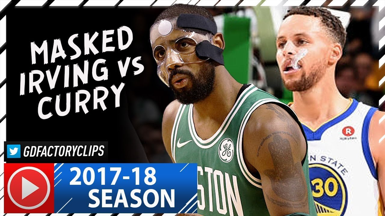 Stephen Curry Vs Kyrie Irving