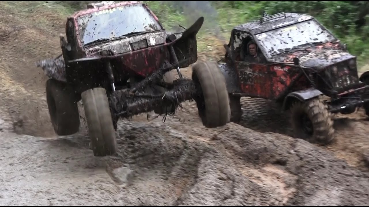 Off-Road vehicles in Antsumae