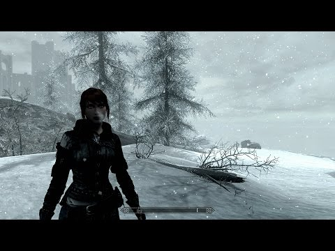 SKYRIM SPECIAL EDITION MODS WET AND COLD
