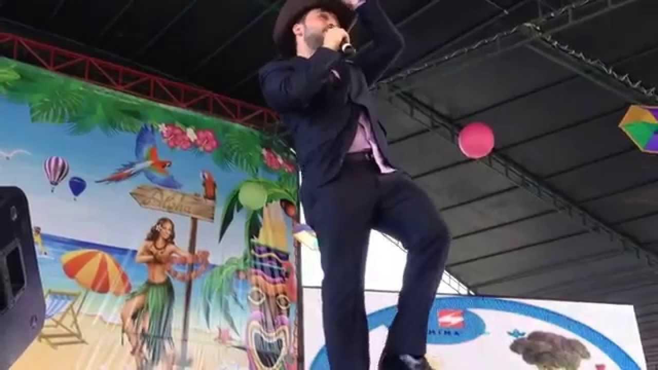 Mike Salazar Imitando A Espinoza Paz, Valentin Elizalde Y
