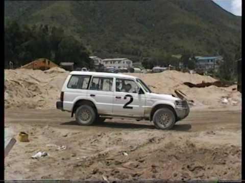 Hong Kong 1996 - MTR Construction and Junk Trip