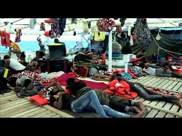 Migration: Maas fordert europäische Antwort, Di Maio dankt für Solidarität