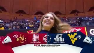 NCAAB 03 07 2019 Iowa State at West Virginia 720p60