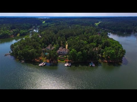 Waterfront Golf Home on Lake Oconee in Greensboro, Georgia
