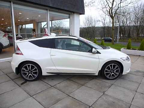 Honda Cr Z 1 5 Gt With Navi 17 Quot Electra Alloys Glow And