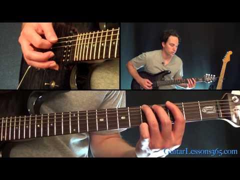 Slash – Anastasia Guitar Lesson Pt. 2