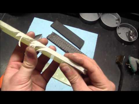 Black Site Carbon fiber VS G10 Destruction test