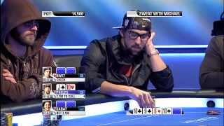 PCA 10 2013 - Main Event, Episode 3 | PokerStars.com