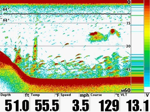 Tips 39 n tricks 93 humminbird switchfire 2d sonar settings for Si fish and more
