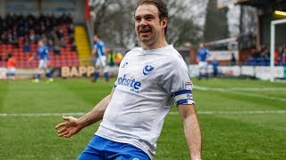 Highlights: Rochdale AFC 3-3 Portsmouth